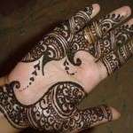 Arabic Mehndi Designs on hands 2013