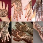 Indian and Pakistani Mehndi Designs