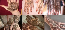 Latest Pakistani and Indian Mehndi Designs 2015