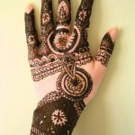 Indian Pakistani Mehndi Designs