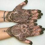 Latest Mehndi Designs on hands