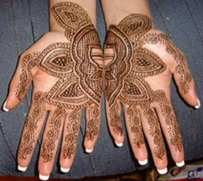 Latest Mehndi Designs Pattern