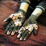 Dark Mehndi Designs