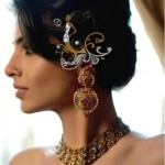 Nadia Chotani Jewellery Designs at Pantene Bridal Couture Week