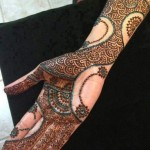 Trendy Mehndi Designs