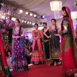 Latest Bridal collection at Pantene Bridal Couture Week 2013