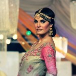 Bridal Dresses Collection at Pantene Bridal Couture week 2013