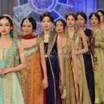 Bridal Dresses at Pantene Bridal Couture week 2013