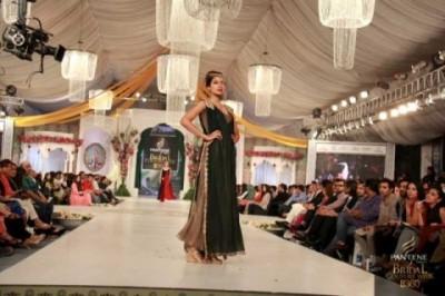 New Saira Rizwan Bridal Dresses Collection at Pantene Bridal Couture Week