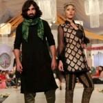 Saira Rizwan New Bridal Dresses Collection at Pantene Bridal Couture Week