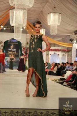 Latest Saira Rizwan Bridal Dresses Collection at Pantene Bridal Couture Week