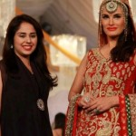 Saira Rizwan Latest Bridal Dresses Collection at Pantene Bridal Couture Week 2013