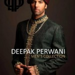 Deepak Parwani Sherwani Collection 2013 For Men
