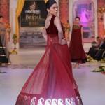 Maria B Dresses collection at Pantene Bridal Couture Week