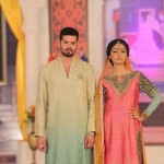 Maria B Latest Bridal Dresses collection at Pantene Bridal Couture Week