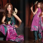 Alkaram latest lawn collection 2013