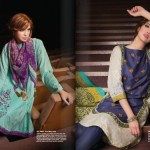 Latest Alkaram summer collection 2013