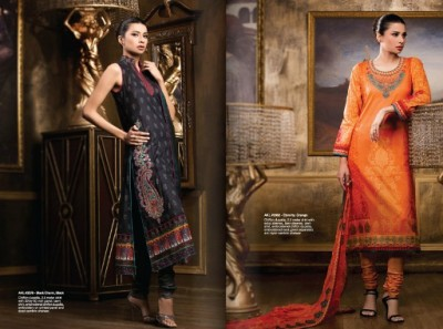 Alkaram Summer Lawn collection 2013