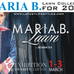 Maria B 2013 Lawn collection
