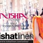 Nishat Linen 2013 Summer Collection