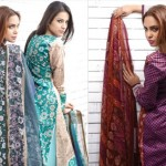 Rabea Designer Latest Embroidered Lawn Collection