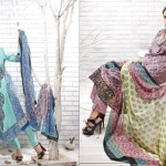 Rabea Designer New Embroidered Lawn Collection