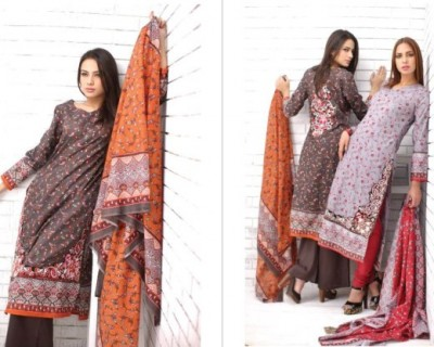 Rabea Designer Embroidered Lawn Collection for 2013