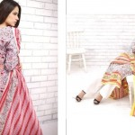 Latest Shariq Textiles Lawn Collection