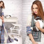 Shariq Textiles Lawn collection