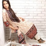 Shariq Textiles Lawn Collection by Rabea Designer