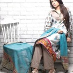 New Rabea Designer Lawn Designs by Shariq Textiles