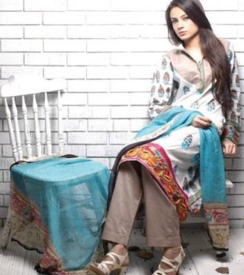 New Rabea Designer Lawn Designs by Shariq Textiles