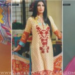 CHARIZMA Lawn 2013 Collection by Riaz Arts