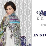Khaadi Lawn 2013 Collection