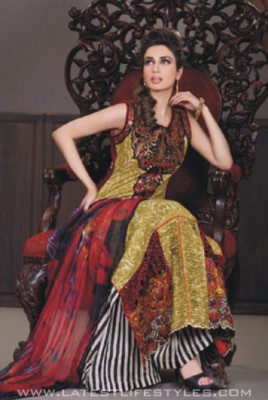 Asim jofa latest lawn collection