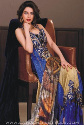 Asim Jofa Premier Lawn Collection for Summer 2013