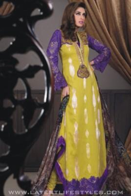 Latest Asim Jofa 2013 dresses