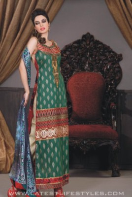 asim jofa latest lawn collection 2013