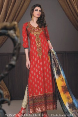 Asim jofa latest lawn dresses