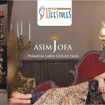 Asim jofa 2013 lawn collection