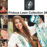 Firdous Lawn Collection 2013