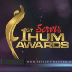HUM TV Awards 2013 Service