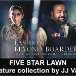 JJ Valaya Lawn Collection