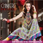 CHINYERE Spring/Summer 2013 Lawn Collection