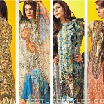 Resham Ghar Spring Summer 2013 Collection