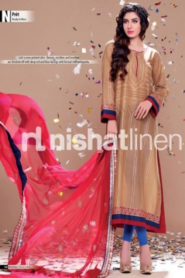 Nishat Eid Collection 2013