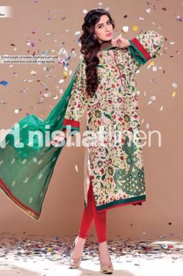 Nishat Eid Collection 2013