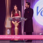 Humayuin Saeed & Mahnoor Baloch at Veet Celebration of Beauty 2013