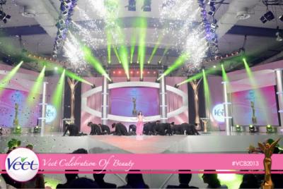 Veet Celebration of Beauty 2013