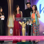 Mahnoor Baloch and Humayuin Saeed at Veet Celebration of Beauty 2013